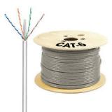 Netzwerk Kabelrolle 100Meter Cat6 S/FTP