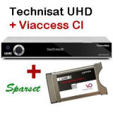 Rec Technisat DIGIT ISIO STC 4K Viaccess