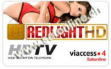 Sat Pay-TV Redlight Elite 7 Stars 12Mt