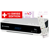 Sat Receiver Cahors HDTV 2x Viaccess