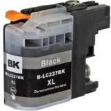 Tinte schwarz Brother LC 227 XL Black