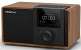 DAB+ Noxon dRadio 1 Walnuss / Schwarz