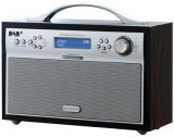DAB+ Radio SCANSONIC DA88 Schwarz