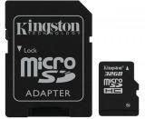 Kingston microSDHC Flash Card  32 GB