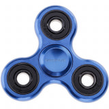 Fidget Hand Spinner Chrome-Blue