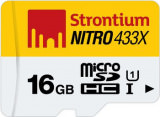NITRO microSD Flash Card 16 GB