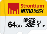 NITRO microSD Flash carta 64 GB