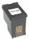 Tinte schwarz zu HP C8767 Nr. 339
