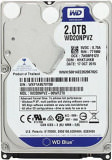 "HD 2.5"" S-ATA WD Blue Mobile 2 TB"