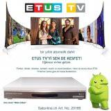 ETUS Türkiye IPTV Box mit 1 Jahr ABO