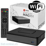 IPTV MAG 351 WiFi UHD Premium 4K Box