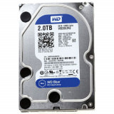 "HD S-ATA 3.5"" WD Blue Desktop 2TB"