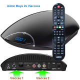 Sat Receiver Aston Maya HD 2x Viaccess