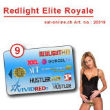 Redlight Elite Royale 16ch Viaccess 12 mois