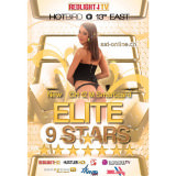 Redlight Elite 9 Stars Card 12Mt