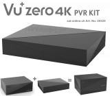 VU+ Zero 4K PVR Kit HD Docking Station