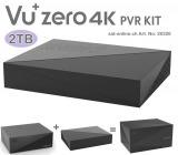 VU+ Zero 4K PVR Kit 2TB - 2 Terrabyte