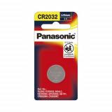 Knopfzelle 1Stk. CR 2032 Panasonic