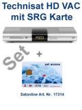 Sat Receiver Technisat TechniBox + SRG