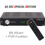 Sat Receiver Opticum HD AX 502 SE
