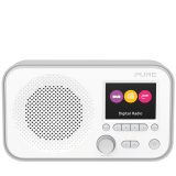 DAB+ Pure Elan E3 DAB+ Radio grau