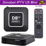 IPTV Dinobot U5 4K 16GB MAG, Xtream