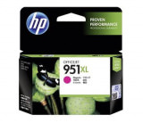 cartuccia di inchiostro a colori  HP original CN047AE 951XL Magenta