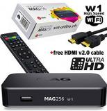 IPTV MAG 256 w1 WiFi VOD OTT Streambox