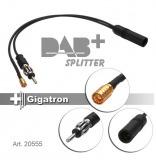 DAB + répartiteur dantenne de radio de voiture passive