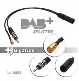 Splitter per antenna per autoradio DAB+