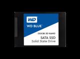 """SSD 2.5"""" SATA WD Blue 3D NAND SSD 250GB"""