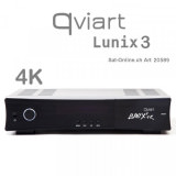 Qviart Lunix 3 4K Linux Sat Receiver