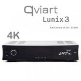 Sat Receiver Qviart Lunix3 4K