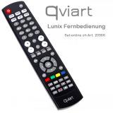 Fernbedienung zu Qviart Lunix Modellen