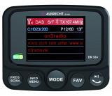 Albrecht DR 56+ Radio digitale DAB+ per lauto