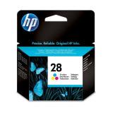 Tinte color HP original C8728AE Nr. 28