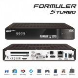 Formuler S Turbo ricevitore IPTV + Sat 4K