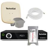 Set Sat Technisat DuoSat + Technistar S6