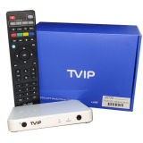 IPTV TVIP 605 WE Box WiFi White Edition