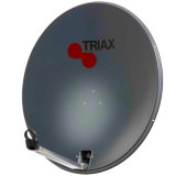 Antenna sat TRIAX 64cm antracite