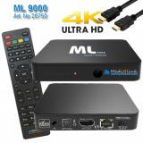 Medialink ML 9000 ricevitore IPTV 4K UHD