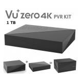 VU+ Zero 4K PVR Kit 1TB SSD