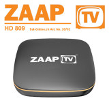 ZaapTV HD809 Arabic Box + 2 anni