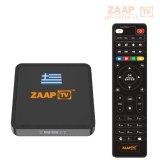Boîte ZaapTV HD809 avec 2 ans abonnement grec