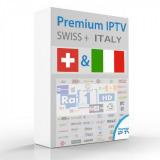 IPTV FTA Sender Schweiz + ITA 12Mt