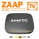 IPTV ZaapTV HD809 Box only