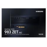 Samsung Electronics 983 ZET HHHL 960GB