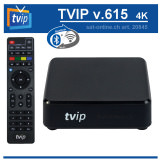 IPTV TVIP 615 4K Box WiFi + Bluetooth