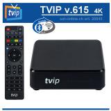 IPTV TVIP 615 4K Box WiFi + Bluetooth