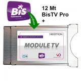 BisTV CI-Module Neotion avec BisTV Pro 12 mois
